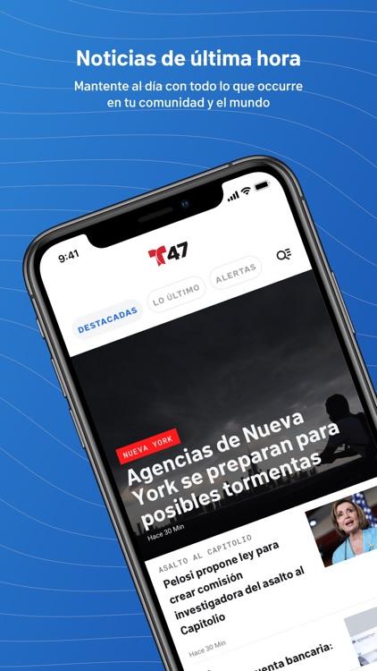 Telemundo 47: Noticias de NY