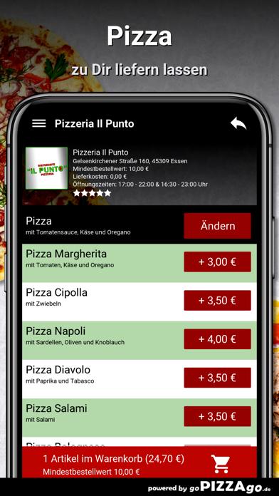 Pizzeria Il Punto Essen screenshot 5