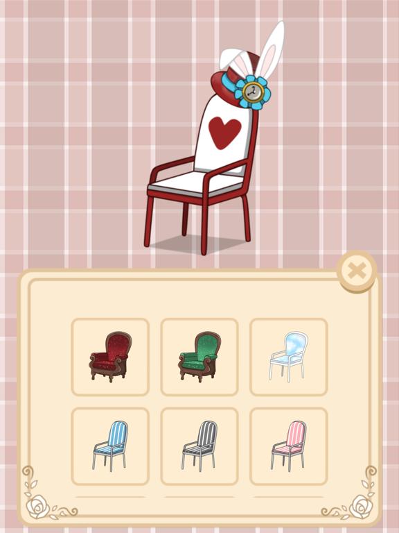 Cafegal - Dress up mini cafe screenshot 13