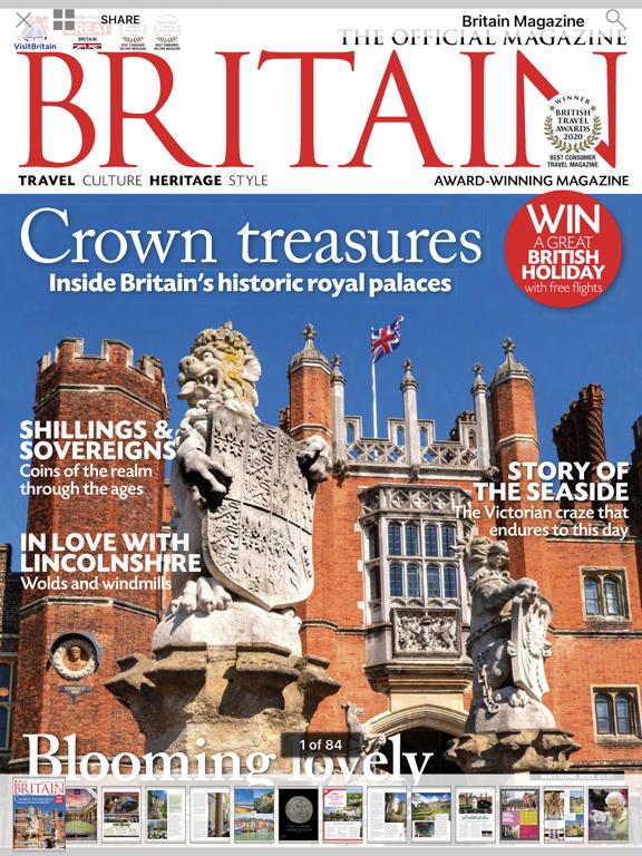 Britain Magazineのおすすめ画像1