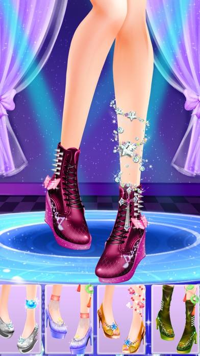 Fairy Magic Crystal Shoes紹介画像5