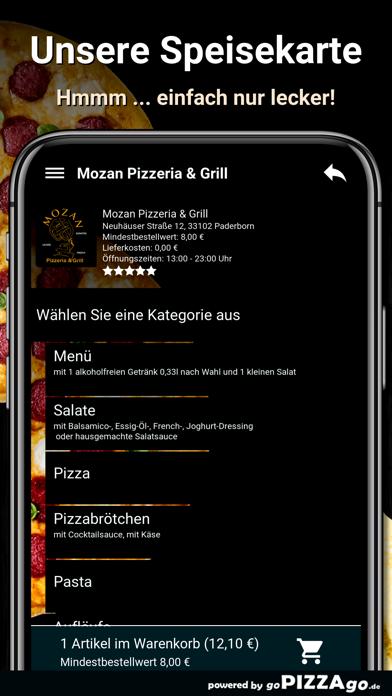 Mozan Paderborn screenshot 4