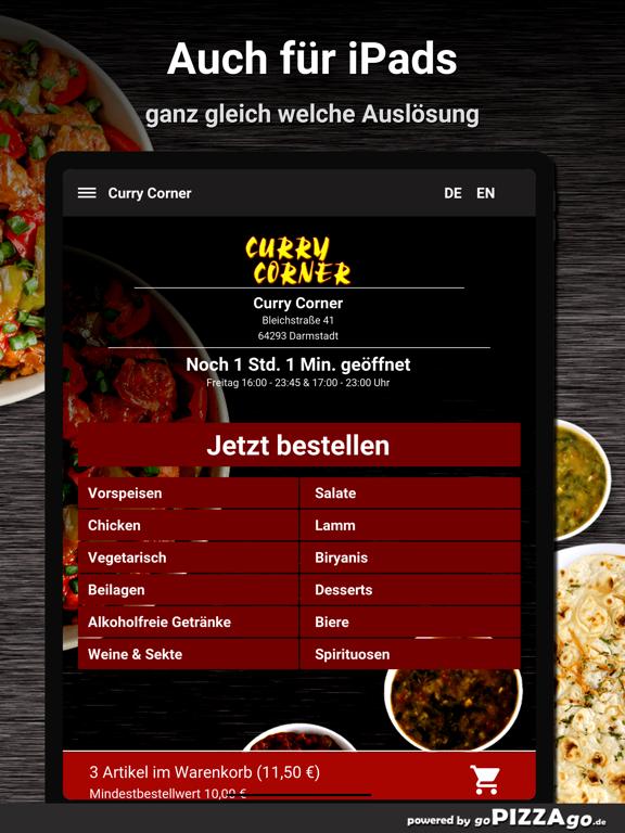 Curry Corner Darmstadt screenshot 7
