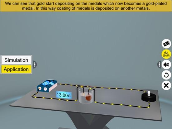 Electroplating screenshot 12