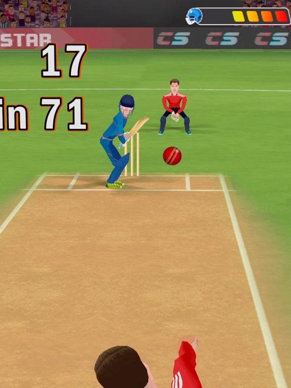 Cricket Star Pro screenshot 7