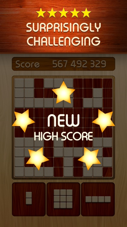 Woody Block Puzzle Brain Game screenshot-3
