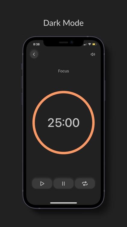 Pomo - Focus Timer screenshot-8