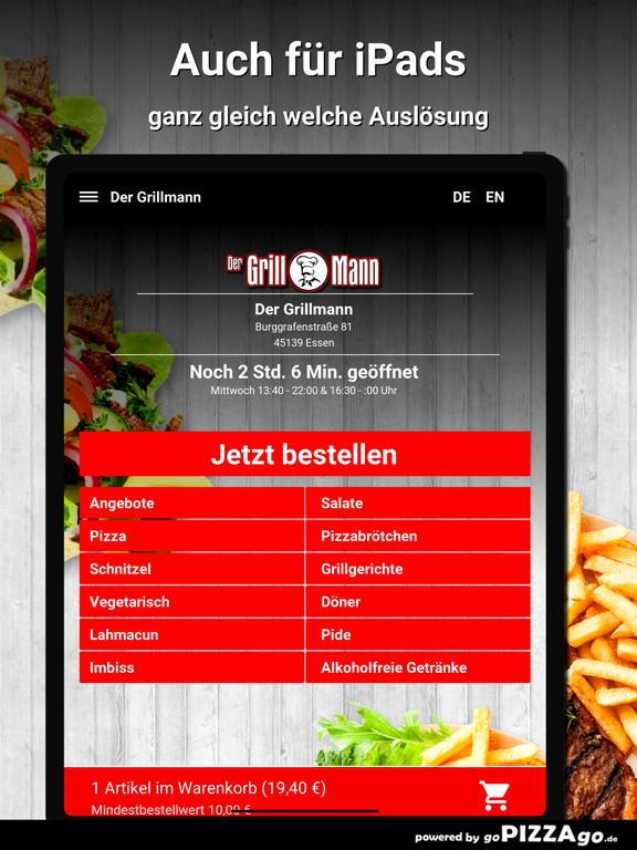 Der Grillmann Essen screenshot 7