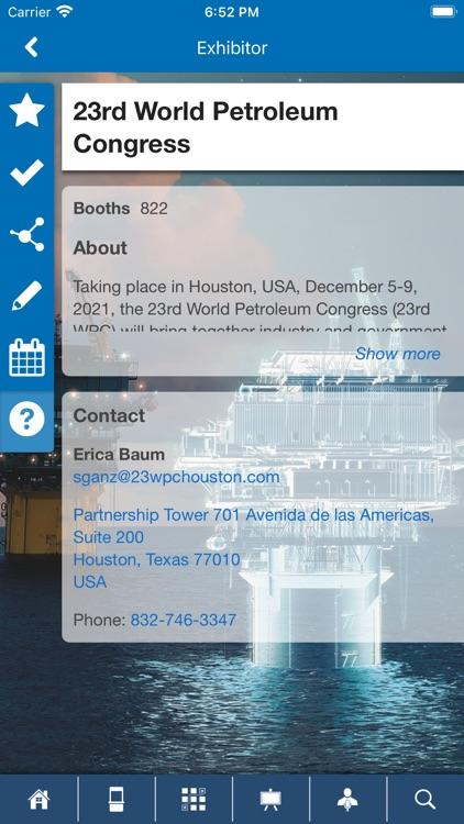 OTC Events screenshot-3