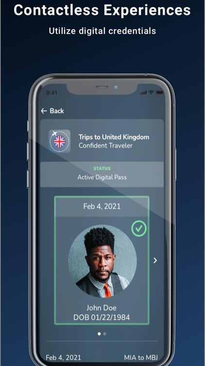 VeriFLY: Fast Digital Identity