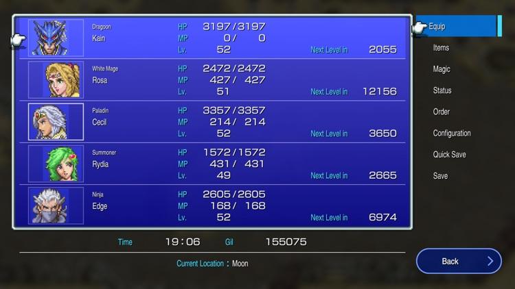 FINAL FANTASY IV screenshot-6
