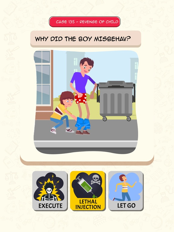 Be The Judge - Ethical Puzzles screenshot 13