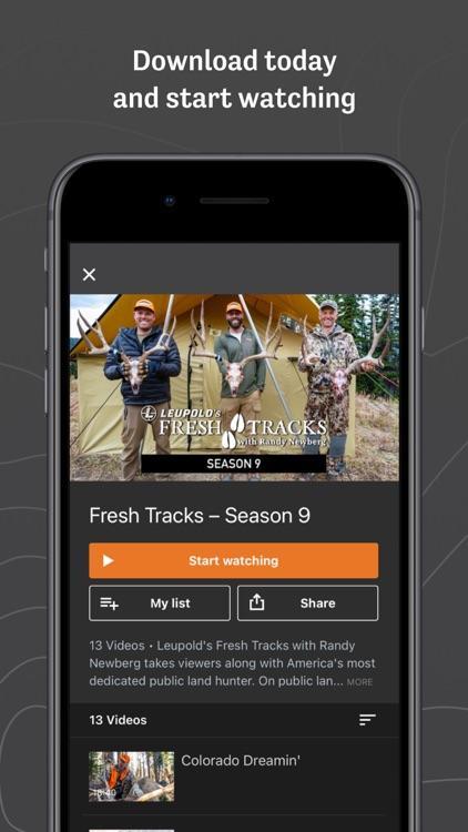 Fresh Tracks+ screenshot-3