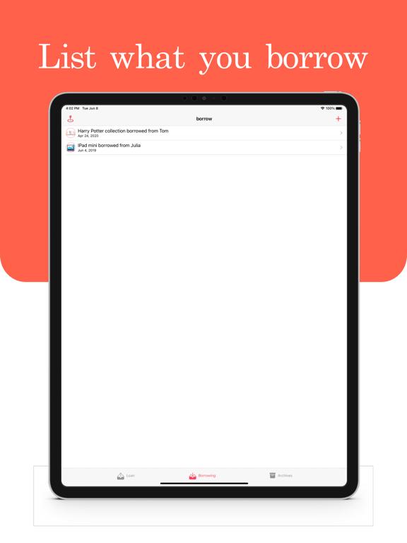 Lender screenshot 9