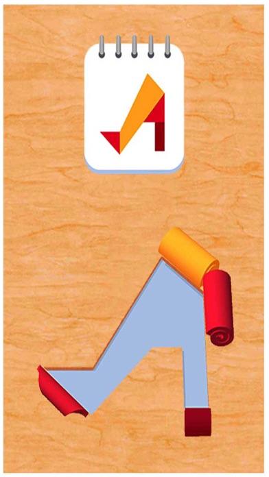 カラーロールスイッチ:パズルを並べ替える紹介画像5