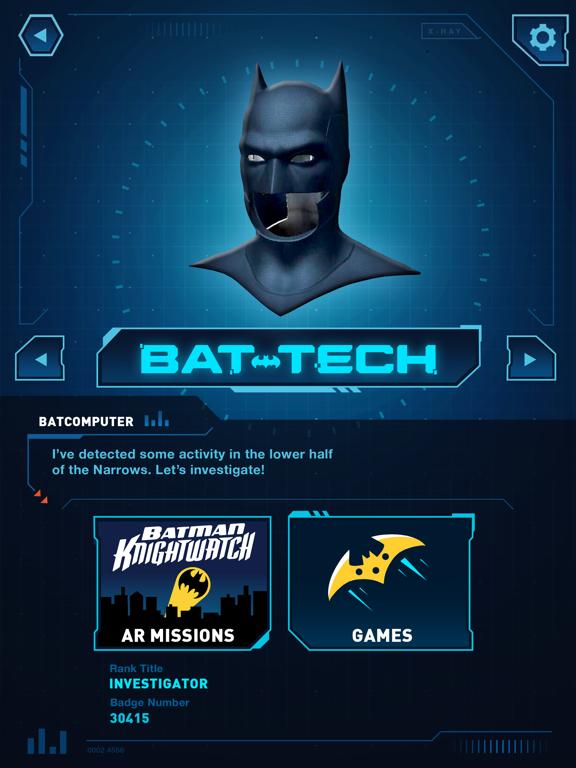 DC: Batman Bat-Tech Edition screenshot 8