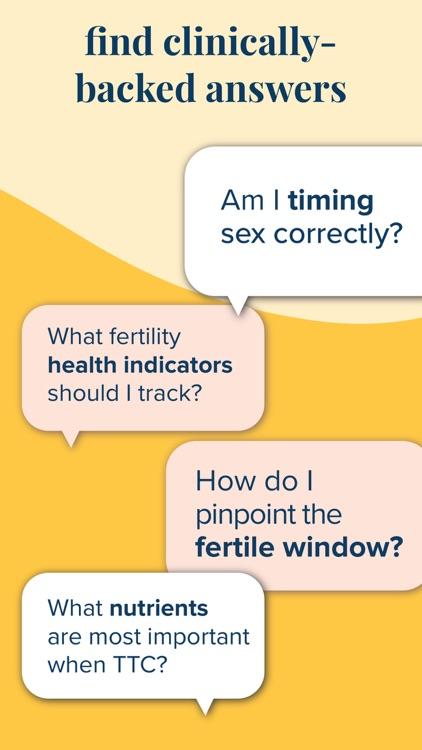 Ovia Fertility & Cycle Tracker screenshot-6