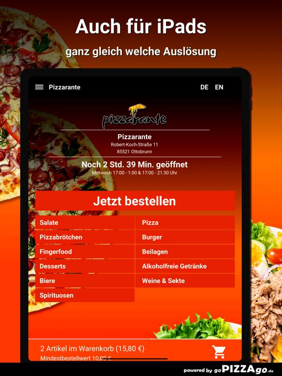 Pizzarante Ottobrunn screenshot 7