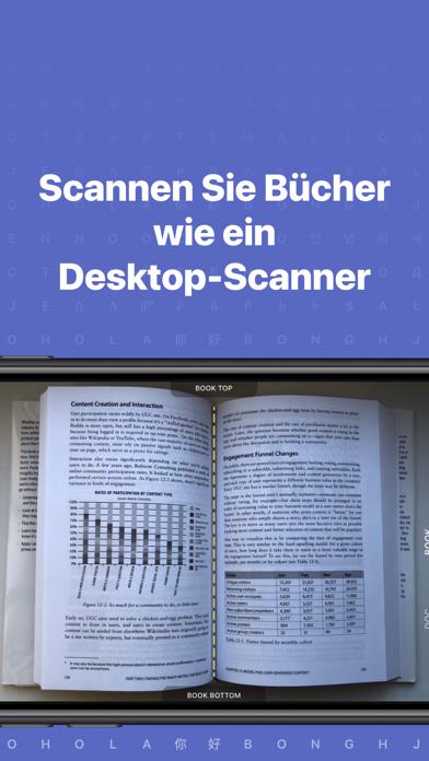 Dokumenten Scanner: FineReaderScreenshot von 6