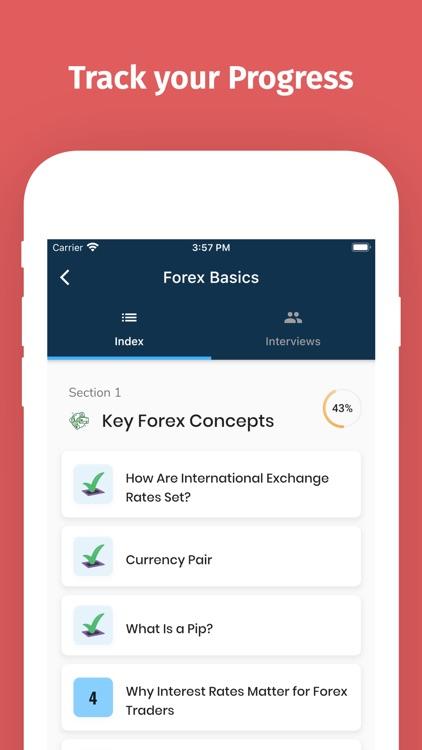 Learn Day Trading & Forex 2021 screenshot-8