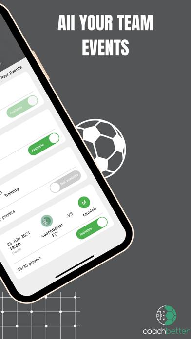 coachbetter Player App screenshot 2