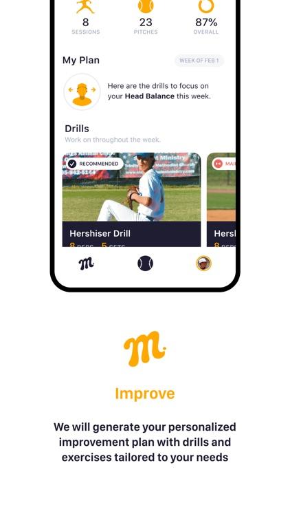 Mustard: Pitching screenshot-3