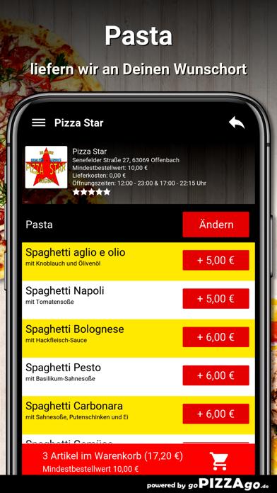 Pizza Star Offenbach screenshot 6