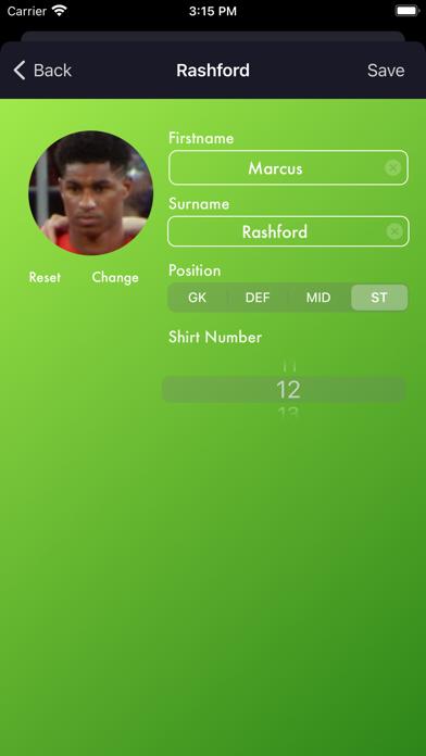 Lineup - Football Squadのおすすめ画像3