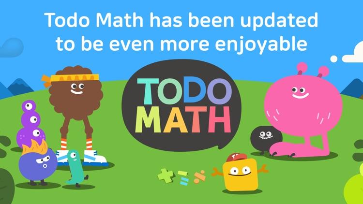 Todo Math screenshot-0