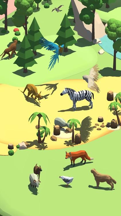 Animal Craft 3D screenshot-0