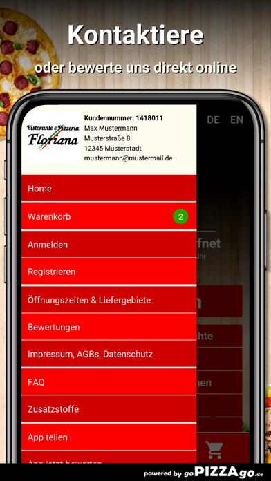 Pizzeria Floriana Duisburg screenshot 3