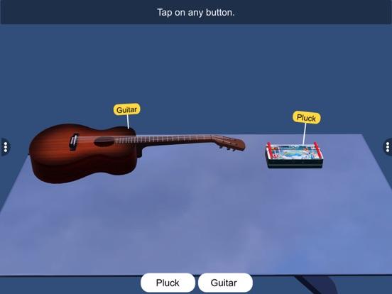 Sound Produced by Vibration screenshot 14