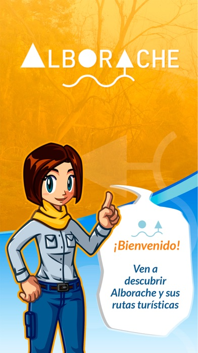 Screenshot 1 of Alborache Turismo App