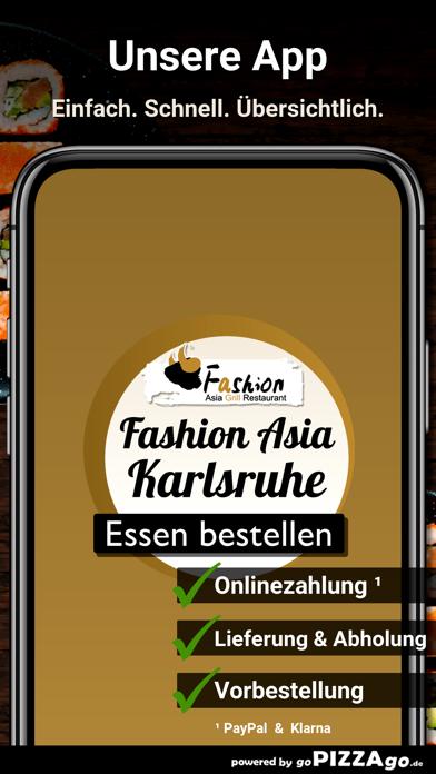 Fashion Asia Karlsruhe screenshot 1
