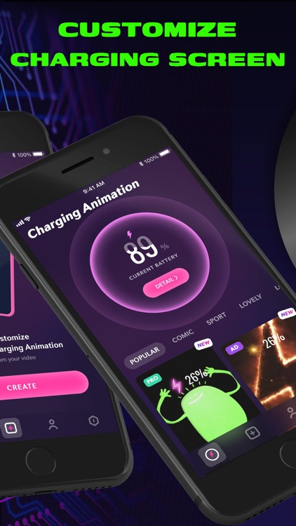 Charging Animation Show Play