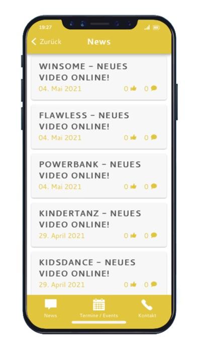 Tanzschule MüllerScreenshot von 2