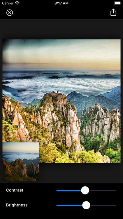 Super Contrast - Enhance Photo screenshot-5