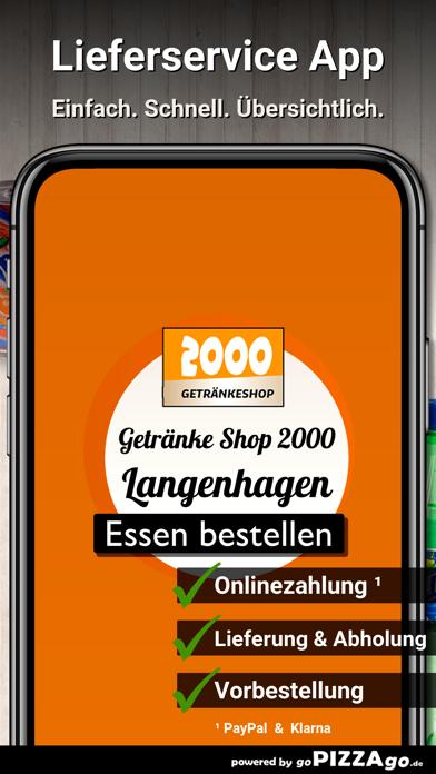 Getränke Shop 2000 Langenhagen screenshot 1