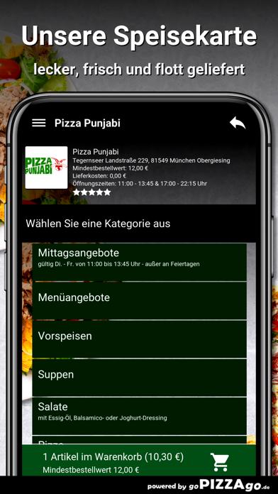 Punjabi München Obergiesing screenshot 4