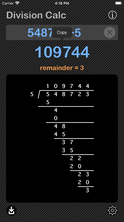Division Calculator screenshot-3