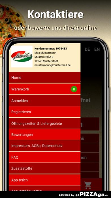 Amoroso Pizza & Burger Oldenbu screenshot 3