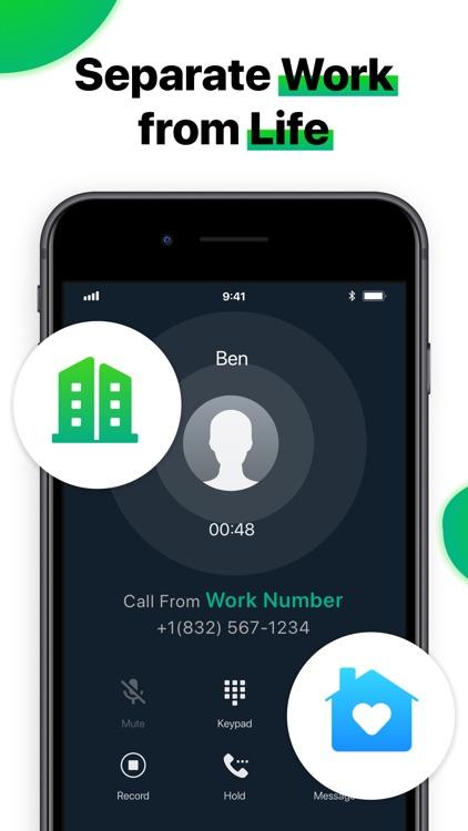 2ndLine: Second Phone Number screenshot-5
