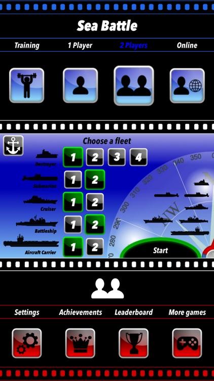 Sea Battle Board Game screenshot-4