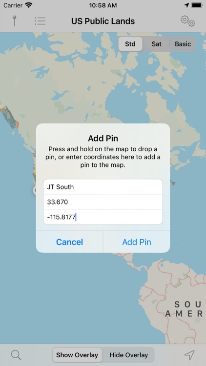 US Public Lands screenshot-4