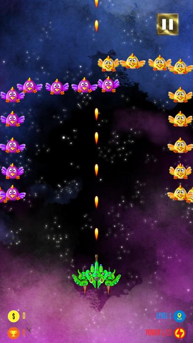 Airplane Space Shooter Galaxy screenshot 3