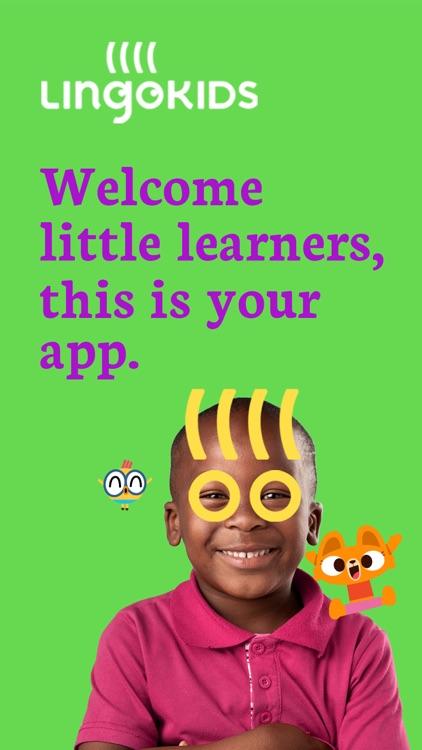 Lingokids - playlearning™ screenshot-0