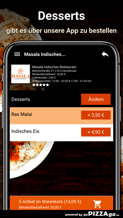 Masala Buxtehude screenshot 6
