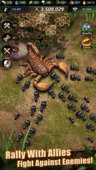 The Ants: Underground Kingdom screenshot 5