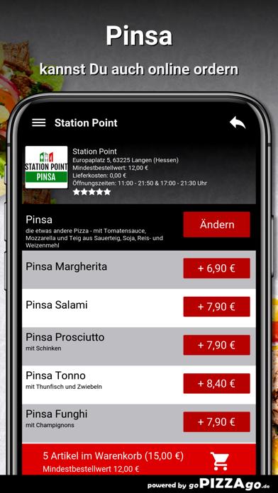 Station Point Langen (Hessen) screenshot 5