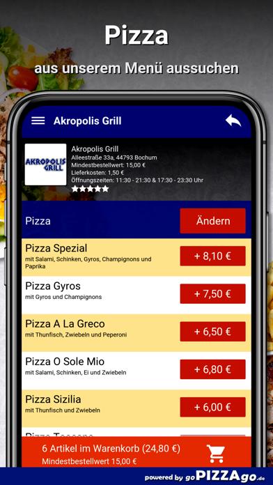 Akropolis Grill Bochum screenshot 1
